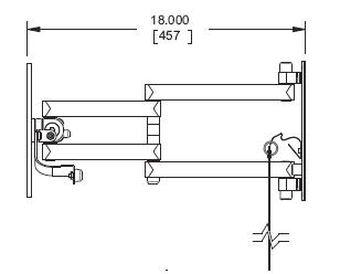 Rv And Marine Articulating Tilting Tv Wall Mount 26 Quot 32 Quot