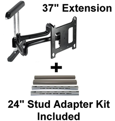 Chief pdr pdrub pac124 tv wall mount kit for Chief motorized tv mount