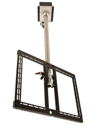 Wall mount world automated motorized 180deg rotation tv for Chief motorized tv mount