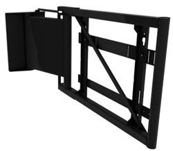 Motorized 90 degree swivel wall bracket for lg 75uh8500 for Chief motorized tv mount
