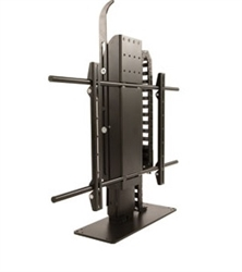 Precision crafted motorized tv actuator lift bracket for Chief motorized tv mount