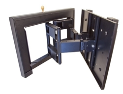 Anti theft tv brackets lockable tv mounts for Chief motorized tv mount