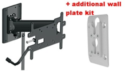 Rv And Marine Detachable Articulating Tv Wall Mount 23 Quot 37 Quot