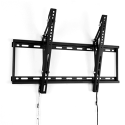 Adjustable tilt tv wall mount for 32 in to 55in flat panels for Samsung motorized tv wall mount