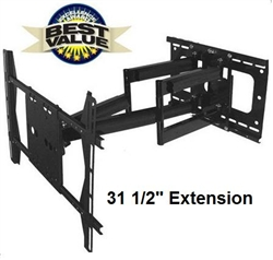 All Star Mounts Asm 501l Dual Arm Cantilever Wall Mount