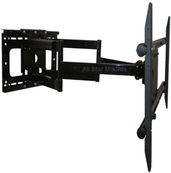 Panasonic tc l65wt600 articulating tv mount full motion for Chief motorized tv mount