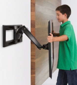 Omnimount Play40ds Interactive Tv Wall Mount