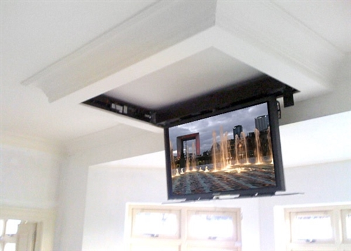 Lg 55uf6430 Motorized Flip Down Ceiling Mount
