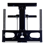 TV Mount Extends Out and Swings Upward 30""