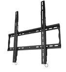 post installation leveling TV wall mount Samsung UN50HU8550F 55in TV - Crimson F63A