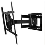 Samsung UN46F6800AFXZA articulating wall mount bracket - All Star Mounts ASM-501L